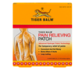 Save $1.00 off ONE (1) Tiger Balm® Pain Relieving Patch. 5 ct.
