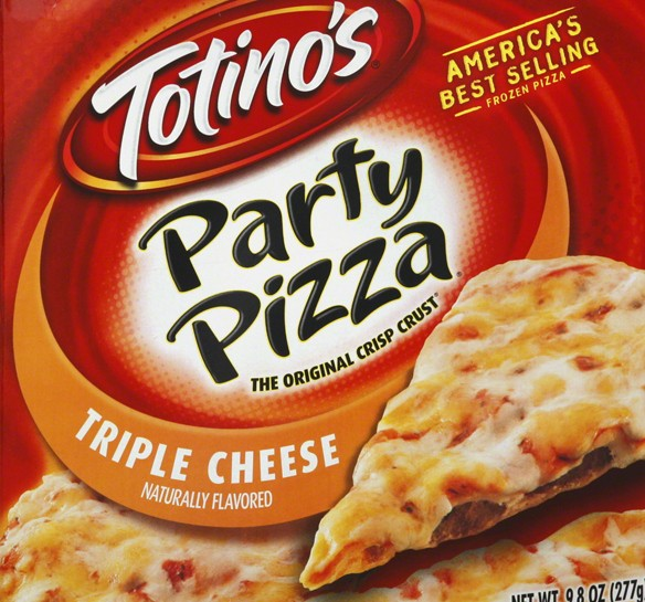 Free (up to $1.54) any flavor/variety Totino's™ Crisp Crust Party Pizza™ when you buy TWO any flavor/variety Totino's™ Crisp Crust Party Pizza™ (excludes Party Pizza™ Packs)