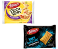 Save 75¢ when you buy THREE (3) PACKAGES 17.4 OZ OR LARGER any flavor Totino's™ Pizza Rolls™ OR Totino's™ Blasted Crust Rolls™