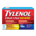 Save $1.00 on any (1) Adult TYLENOL® Cold or Sinus (excludes trial sizes)