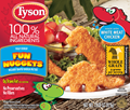 Save $1.00 on one (1) Tyson® Nuggets Product