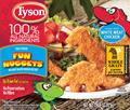 $2.00 off one Tyson Whole Grain Lightly Breaded