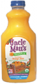 Save $1.00 on any Uncle Matt's® juice (59oz) — Whole Foods