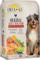 Save $3.00 on any one (1) Under the Sun Any Size bag of dry food for dog or cat