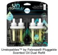 Save $3.00 Febreze Unstopables™ Pluggable Scented Oil Refill