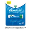 Save $4.00 on two  Vicks® VapoInhaler™