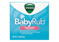 Save $1.00 off Vicks® BabyRub™. Join Pampers & get 100 points!