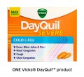 $1.00 off Vicks® DayQuil™ product (excludes VapoDrops®, QlearQuil™, ZzzQuil™ and trial/travel size)