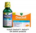 Save $3.00 on TWO Vicks® DayQuil™, NyQuil™ OR Severe products (excludes VapoDrops®, QlearQuil™, ZzzQuil™ and trial/travel size)