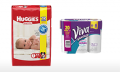 Buy any ONE (1) HUGGIES® Diapers, Get $2.00 off any ONE (1) six-pack or larger of VIVA® Paper Towels