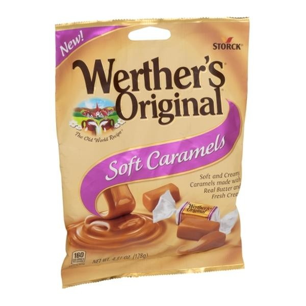 $0.75 off one (1) bag of Werther's® Original® Cocoa Crème