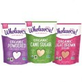 $1.00 OFF ANY ONE WHOLESOME! ORGANIC SUGAR