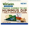 Save $1.00 on any 4 Wild Garden® Hummus Combo Packs