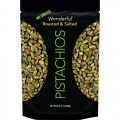 Save $0.50 on any one no shell Wonderful® Pistachios 4.5oz or larger