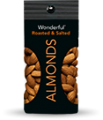 Save $0.50 off any one (1) WONDERFUL® ALMONDS product 5oz. or larger
