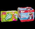 Save $1.00 off ONE (1) any flavor/variety Yoplait® product listed: Yoplait® Go-GURT® 16CT OR LARGER, Yoplait Kids® Cup Yogurt 8CT, Yoplait® Trix® Yogurt 8CT