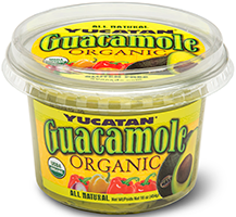 Save $1.00 off any Yucatan Guacamole product