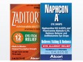 Save $2.00 off ONE (1) ZADITOR® or NAPHCON-A® Eye Drops 5 mL or larger