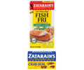 Save 50¢ on any TWO (2) Zatarain's Breadings or Boils