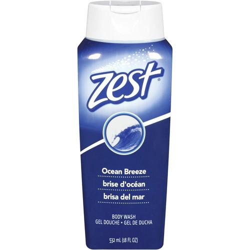 Save 50¢ off one (1) Zest Body Wash