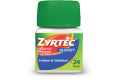Save $4.00 off ONE (1) Adult ZYRTEC® product (excludes trial size)