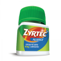 Save $6.00 off ONE (1) Adult ZYRTEC® product 70 ct.