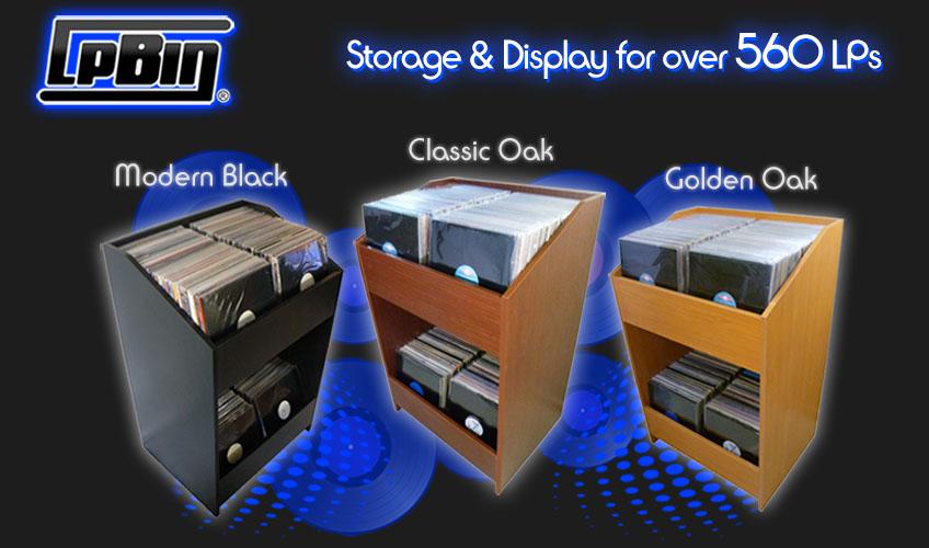 LPBIN LP Storage Cabinet