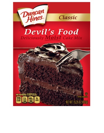 Classic Devil's Food Cake Mix