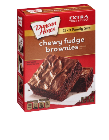 Chewy Fudge Brownie Mix