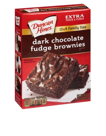 Dark Chocolate Fudge Brownie Mix