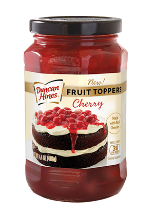 Duncan Hines Fruit Toppers™ Cherry