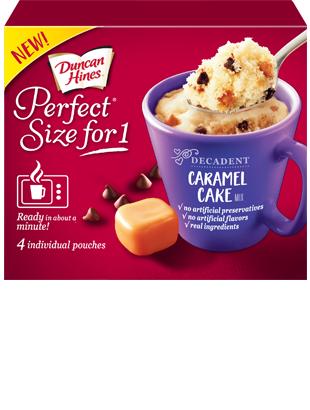 Decadent Caramel Cake
