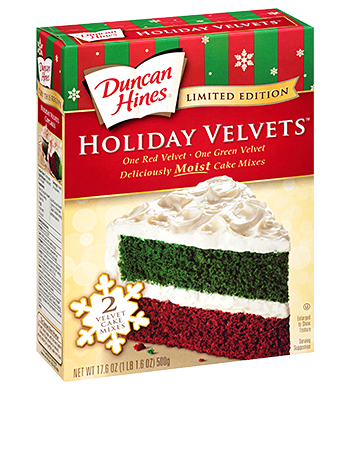 Holiday Velvets