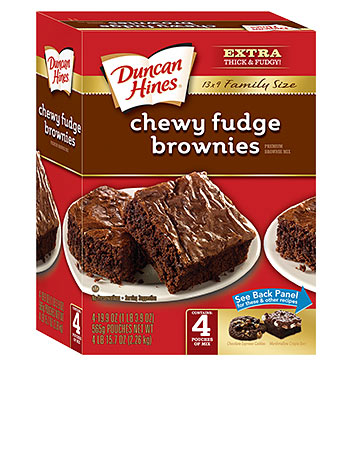 Can You Make Brownies Out Of Duncan Hines Cake Mix