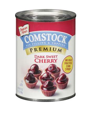 Duncan Hines Comstock® Dark Sweet Cherry