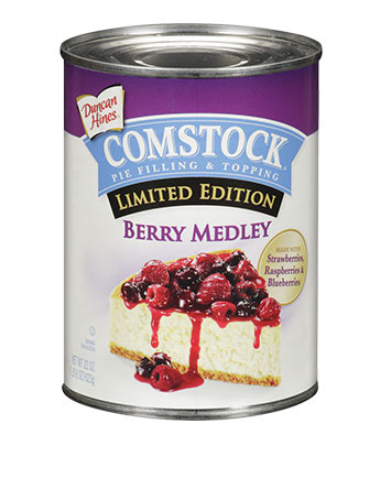 Duncan Hines Comstock® Berry Medley