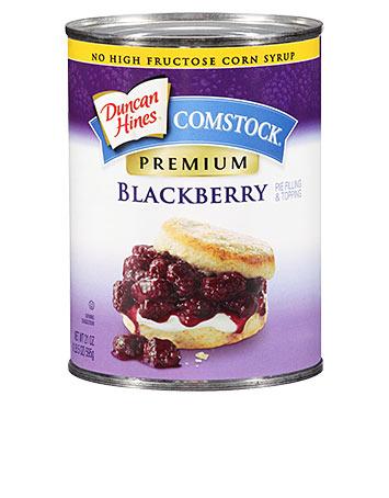 Duncan Hines Comstock® Blackberry