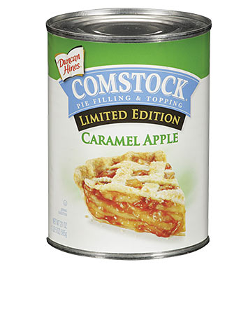 Duncan Hines Comstock® Caramel Apple