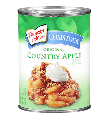 Duncan Hines Comstock® Country Apple