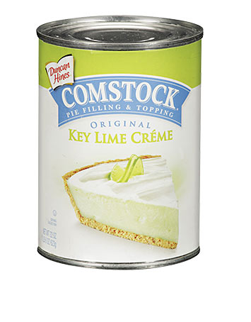 Duncan Hines Comstock® Key Lime Creme