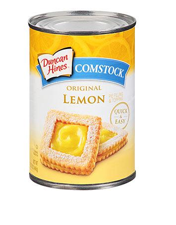 Duncan Hines Comstock® Lemon