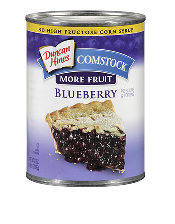 Duncan Hines Comstock® More Fruit Blueberry