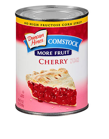 Duncan Hines Comstock® More Fruit Cherry