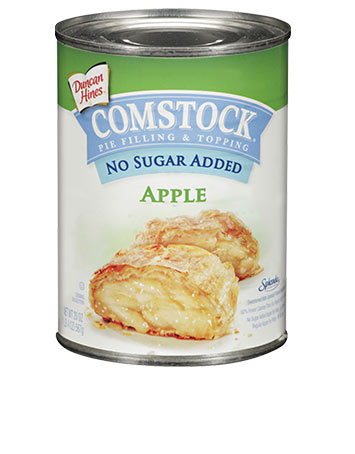 Duncan Hines Comstock® No Sugar Added Apple