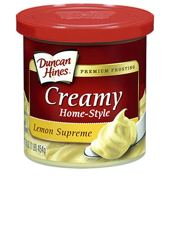 Creamy Home-Style Lemon Supreme Frosting