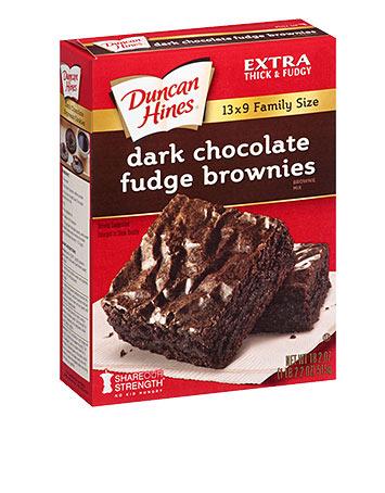 Dark Chocolate Premium Brownie Mix