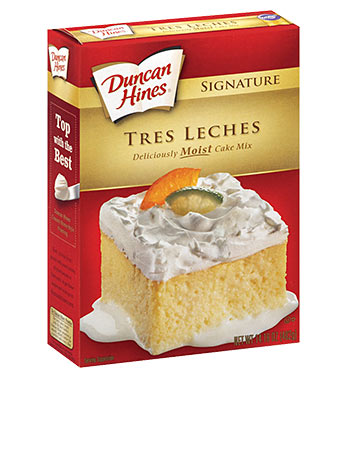 Signature Tres Leches Cake Mix