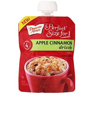 Perfect Size for 1® Apple Cinnamon Drizzle Topping