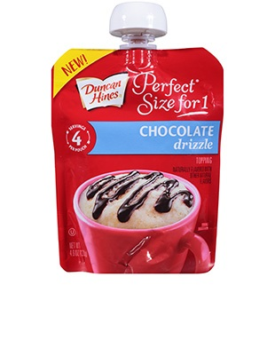 Perfect Size for 1® Chocolate Drizzle Topping