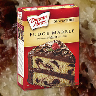 Duncan Hines Marble Cake Mix Cookie Recipe